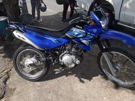 Yamaha xtz 125 al día 2019