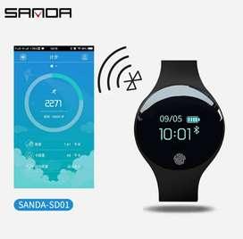 Banda Inteligente, Reloj Inteligente, Sanda-sd01.