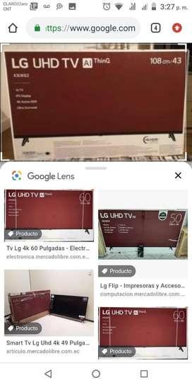 Televisor 43 4k
