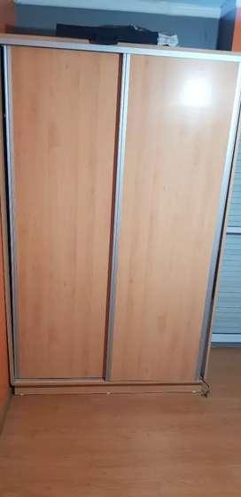 Placard 2 puertas