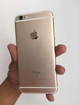 iPhone 6S - 32 GB CON HUELLA