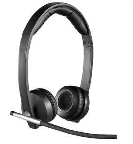 Audifonos para Videoconferencia Logitech H820e Dual - Excelente estado