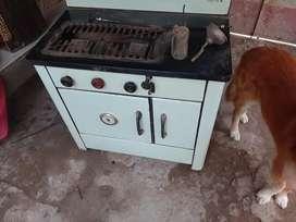Vendo cocina antigua en buen estado esta completa