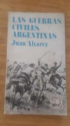 Las guerras civiles Argentinas
