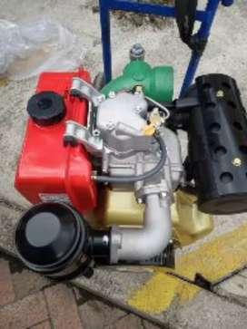 Motobomba diesel de 10,H.P en 2x2 y en 3x3alta presión,nueva para estrenar,riego a gran distancia, garantía