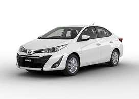 Toyota Yaris 1.3 MT GLP