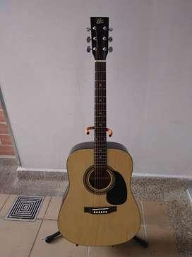 Guitarra Acustica Rogue Ra-090-n4 Dreadnought