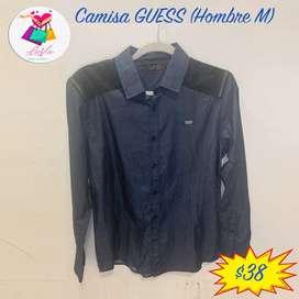 Camisa GUESS Talla M