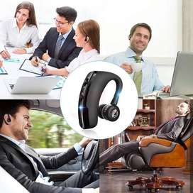 Auricular Bluetooth Audífono Manos Libres Con Micrófono Para Carro Y Moto
