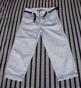 Pantalon Zara Niño 7 Años