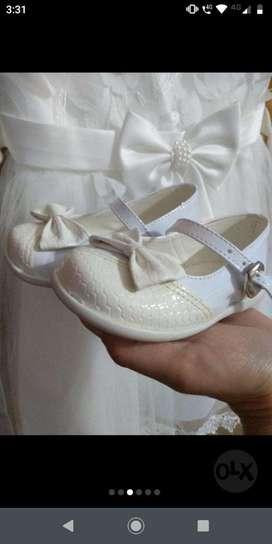 Vendo Hermoso Vestido Y Zapatos