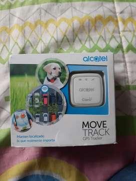Localizador GPS move track para tu mascota