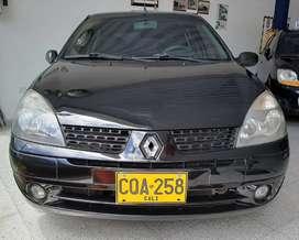 RENAULT CLIO AUTENTIQUE 2008 1600 CC
