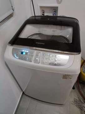 Lavadora Samsung 12k