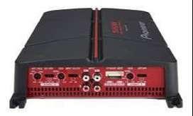 Planta Pioneer Gm-a4704 Amplificador Para Carro 4 Canales Original Nueva Garantía Scp1