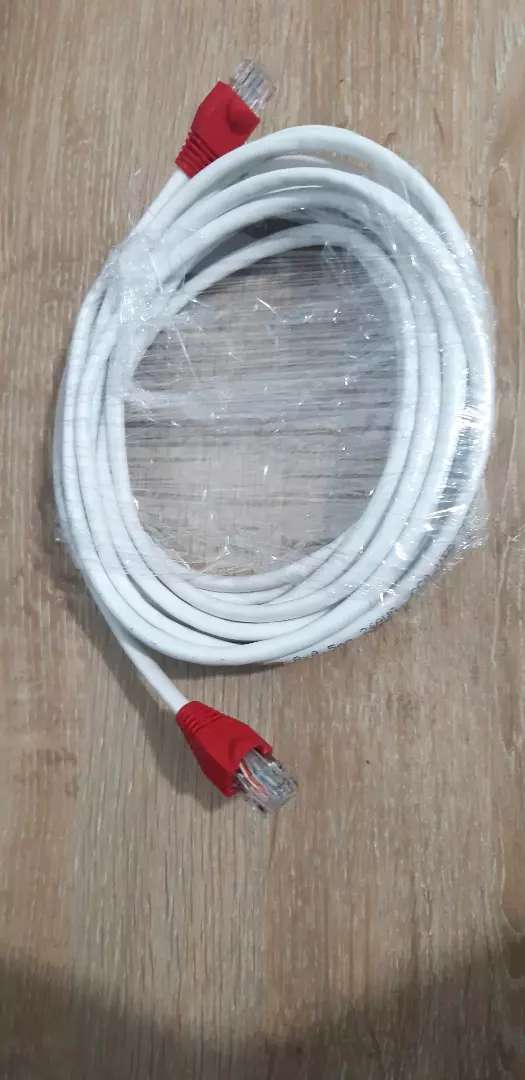 Cable de red  UTP 0