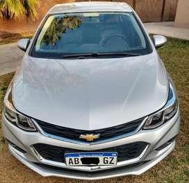 Chevrolet Cruze LT. 1.4T. 2017.