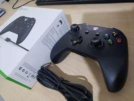 Control XBOX One 3ra Gen + Cable Windows Perfecto Estado Aún en Garantía.