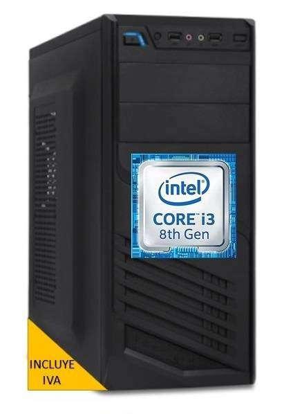 Computadora Intel Core I3 8va Gen 1tb 4gb  ENTREGA A DOMICILIO 0