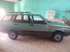 Vendo Fiat Weekend Diesel
