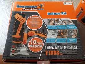 Conjunto de herramientas: The Renovador Twist-A-Saw
