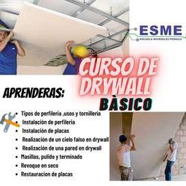 Curso Drywall Básico