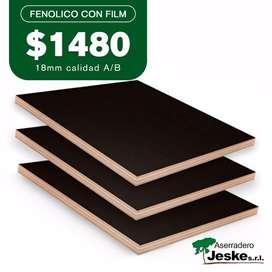 Fenolico Film 18mm Calidad A/B