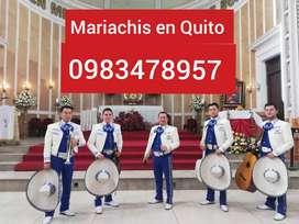 Servicios de mariachis en Quito Norte Sur y valle disponibilidad inmediata