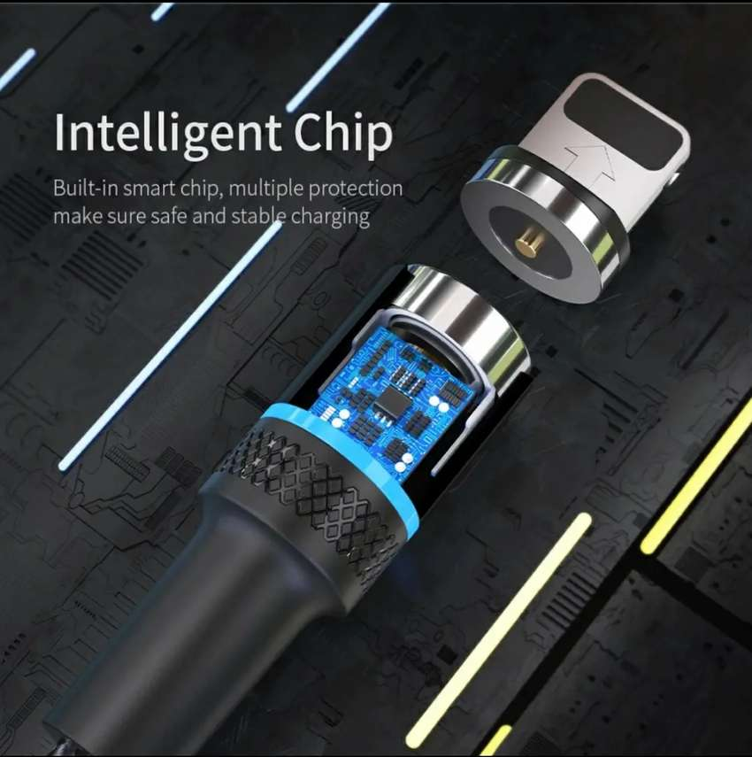 Cable USB carga rapida tipo C