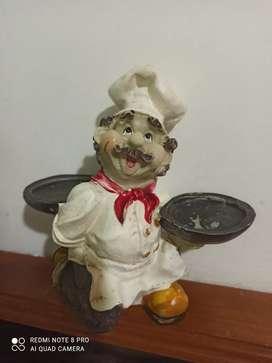 Me ofresco como cocinera chef