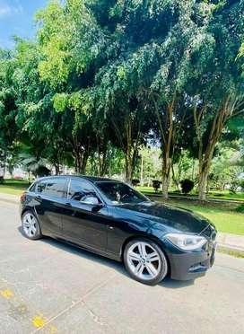 Vendo BMW 2015 Series 1 en perfecto estado