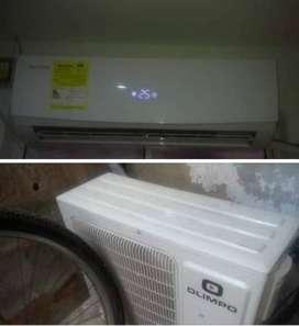 Aire acondicionado  de 12000btu de 110v
