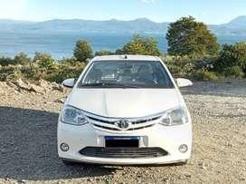 Toyota Etios XLS 2016 Liberado
