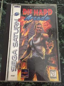 Die hard arcade sega saturn snes nes sega wii atari ps2 n64 3ds gameboy