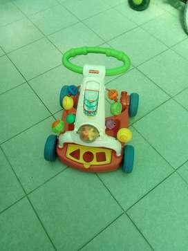 Caminador Para Niñ@ Fisher Price Usado En Buen Estado