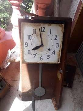 Reloj antiguo simplex para restaurar