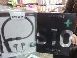 Cuellera Bluetooth inalámbrica Samsung S10