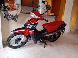 MOTO GILERA SMASH