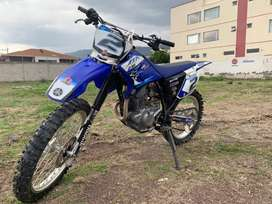 Yamaha TTR 230- Año 2012
