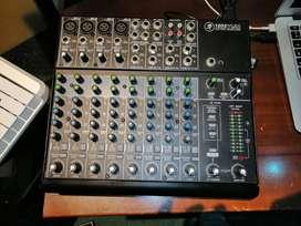 Mackie 1202vlz4 Consola Audio Pasiva 12 Canales Profesional