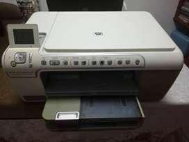 Impresora Multifuncional Hp C5280