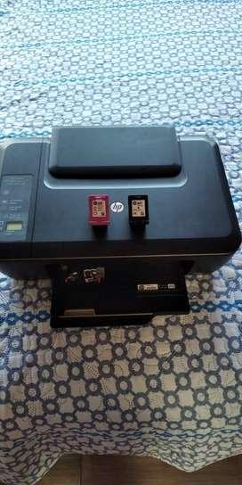 Vendo impresora HP DESKJET 2515