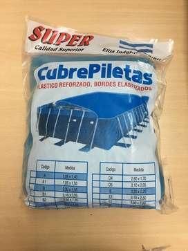 Cubre Pileta Cobertor Pelopincho Economico Lona 3,00 X 2,00