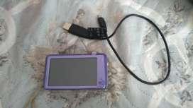 Camara con Cargador Samsung Tactil