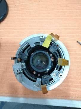 Reparación lentes nikon 12 24 mm