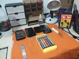 curso reparacion de celulares presencial merlo, zona oeste, libertad