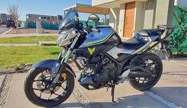 Yamaha MT 03 2017