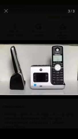 Teléfono Inalámbrico Motorola ,2 Handy