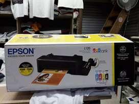 Impresoras l 120 Epson para Tranfer y sublimación nuevas con garantía de 6 meses
