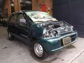 Salvamento y repuestos Chevrolet alto